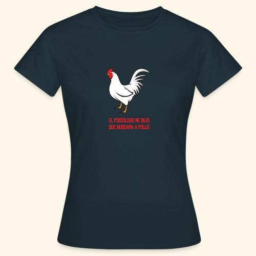 Psycho chicken - Camiseta mujer