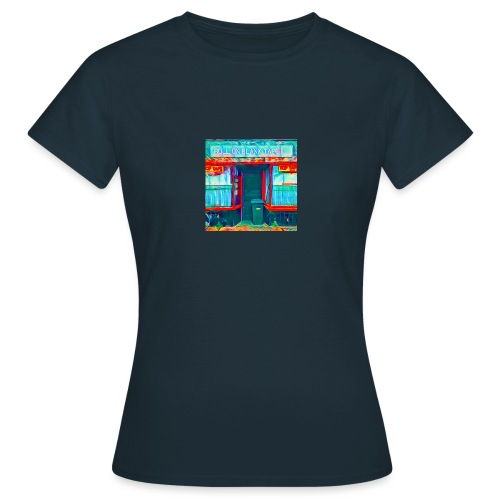 Roll On Blank Tapes - Women's T-Shirt