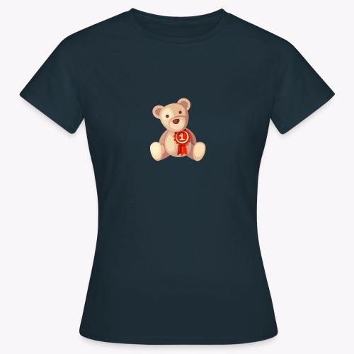Teddy Bear - Women's T-Shirt