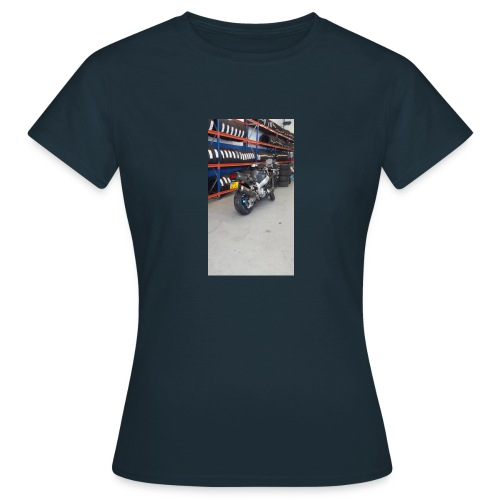 13528935_10208281459286757_3702525783891244117_n - Vrouwen T-shirt
