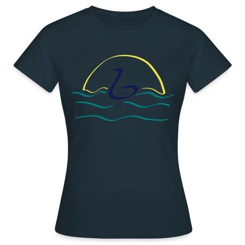 Swan - Vrouwen T-shirt