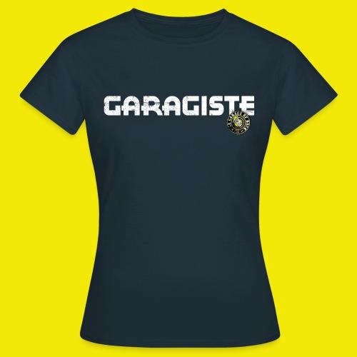 GARAGISTE - T-shirt Femme