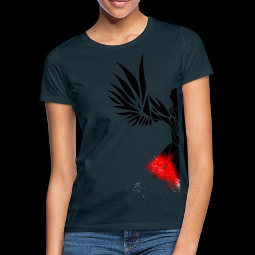 Half Raven - Women's T-Shirt
