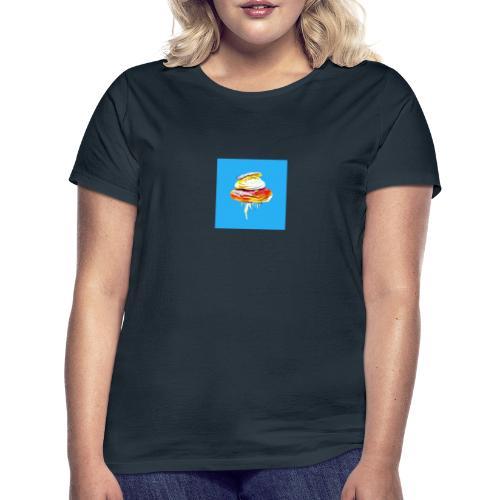 Semla bun - T-shirt dam