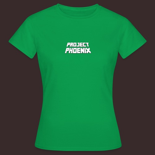 PP Large White - Women's T-Shirt