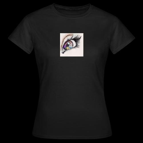 desenho design olhos eye Favim com 403064 - Vrouwen T-shirt