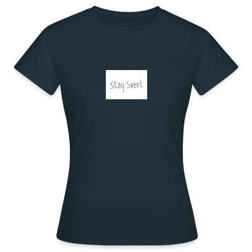 Cake sy LP Merch stay sweet - Frauen T-Shirt