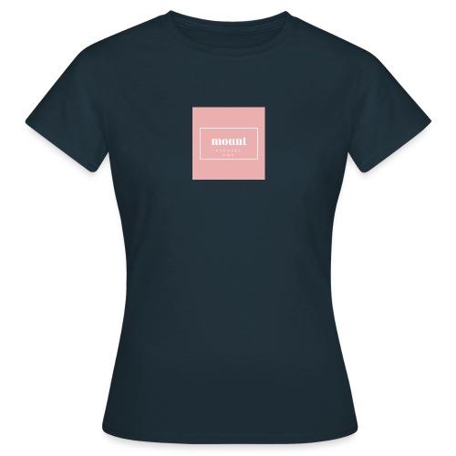 M O U N T apparel AMS - Vrouwen T-shirt