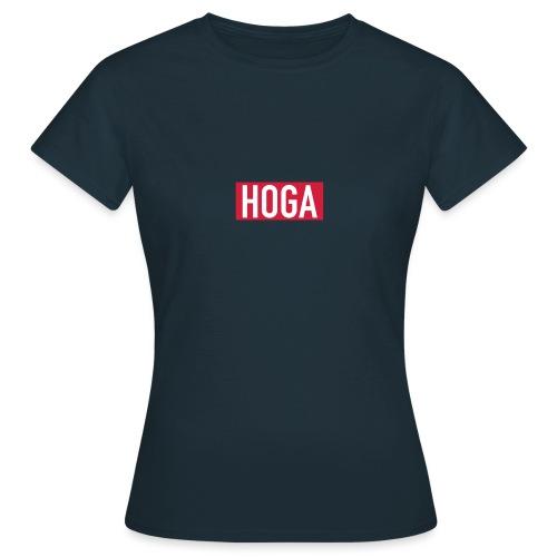 HOGAREDBOX - T-skjorte for kvinner