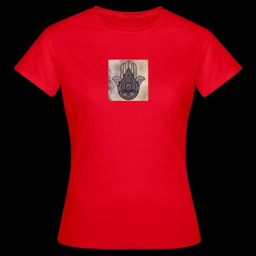 0fb3c3186e5803652adaa4a80715af22 - Vrouwen T-shirt