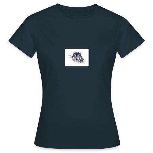 Wolf Design - Women's T-Shirt