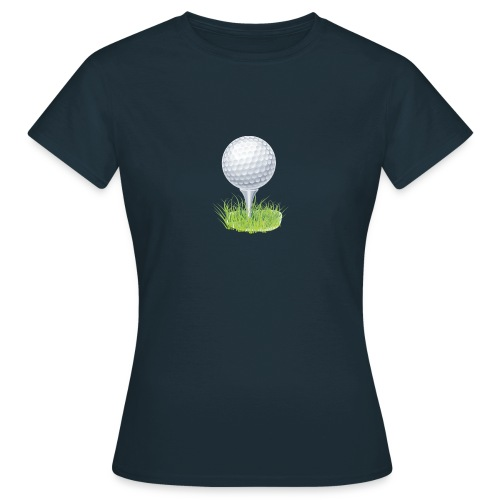 Golf Ball PNG Clipart - Camiseta mujer