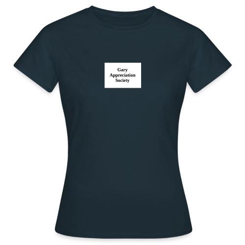Gary appreciation society - Women's T-Shirt