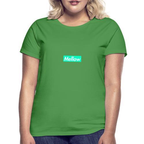 Mellow Light Blue - Women's T-Shirt