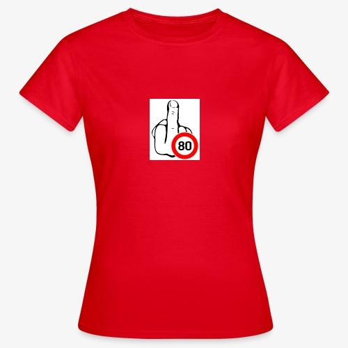 Doigt Coeur - T-shirt Femme