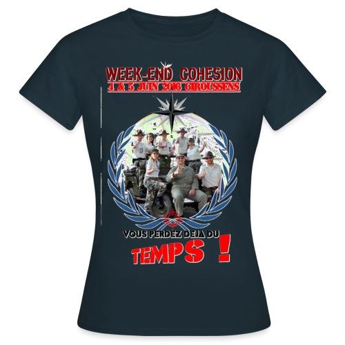 FINEX 01bis png - T-shirt Femme