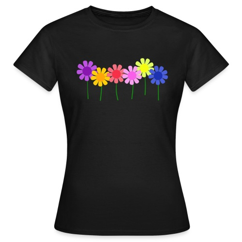 flowers 1 - Women's T-Shirt