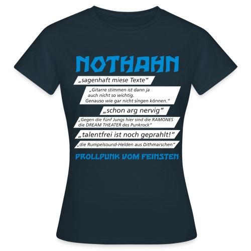 schlecht - Frauen T-Shirt