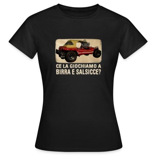 Dune buggy - Maglietta da donna