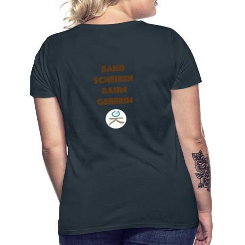 BandscheibenraumgeberIN - Frauen T-Shirt