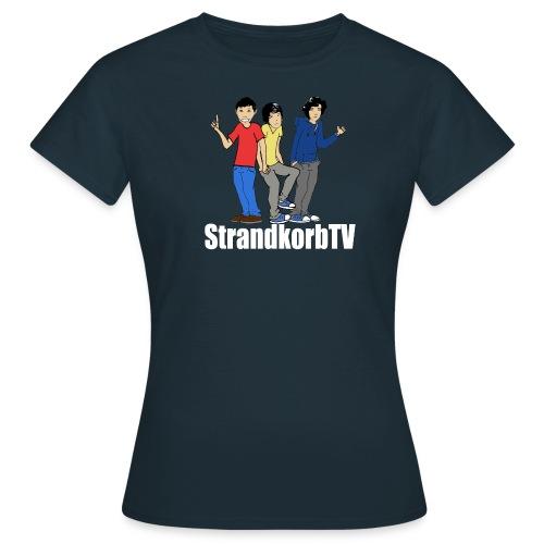 Tshirt vorne 4 png - Frauen T-Shirt