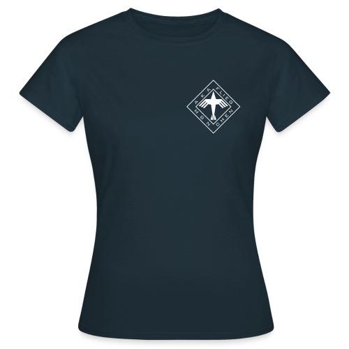 logo neu sw - Frauen T-Shirt