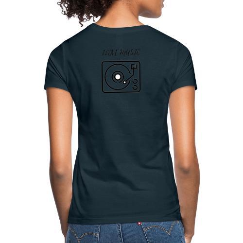 oie transparent - Camiseta mujer