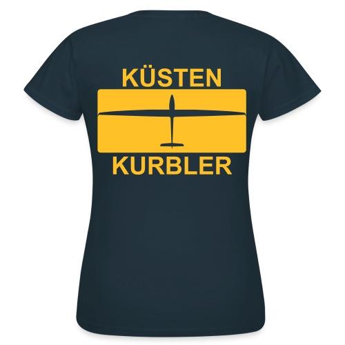 Küstenkurbler - Frauen T-Shirt