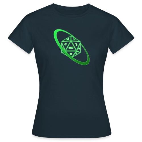 t20 grønn - T-skjorte for kvinner