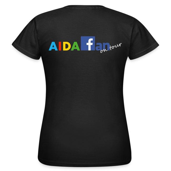 AIDA fan on tour
