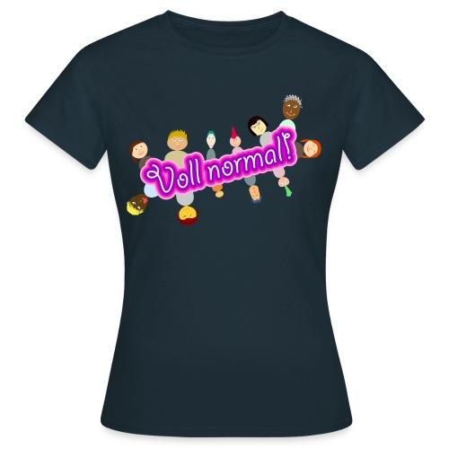 02LeanaVorne - Frauen T-Shirt