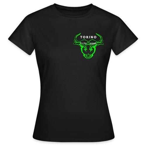 logo_ - Maglietta da donna