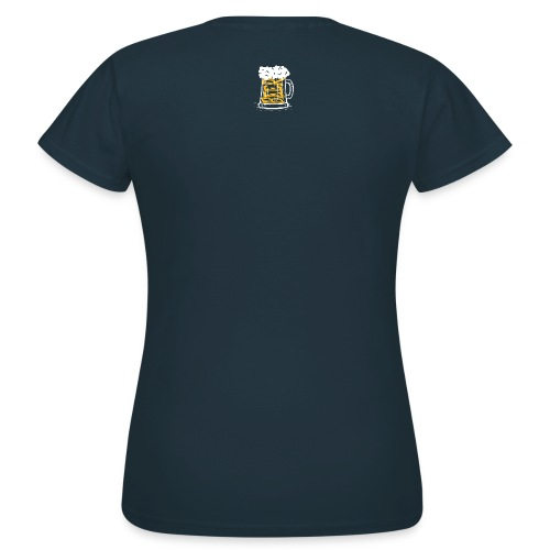 Bier Krug - Frauen T-Shirt