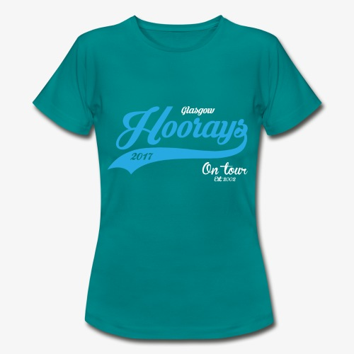Hoorays-17 - Women's T-Shirt
