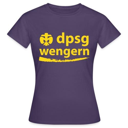 DPSG Wengern Front - Frauen T-Shirt