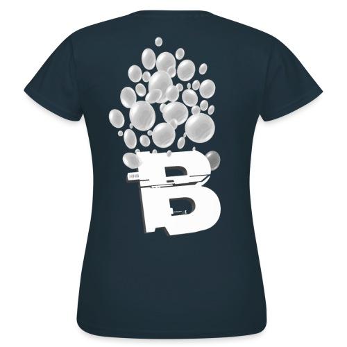 Bruistablet logo - Vrouwen T-shirt