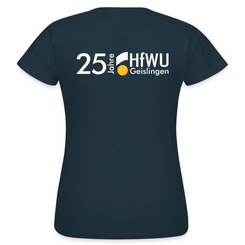 25jahrehfwugeislingen invers - Frauen T-Shirt