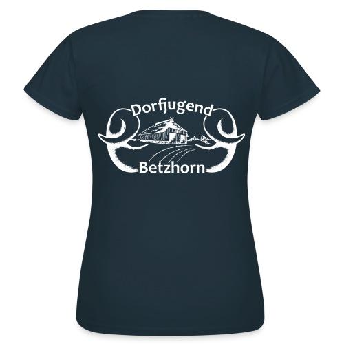 Dorfjugendlogo Betzhorn WEISS - Frauen T-Shirt