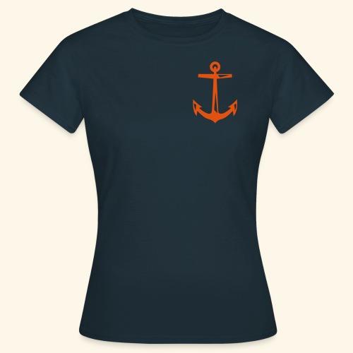 schlageranker01 - Frauen T-Shirt