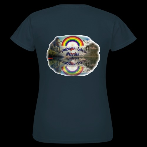 Regenbogen Schule - Frauen T-Shirt