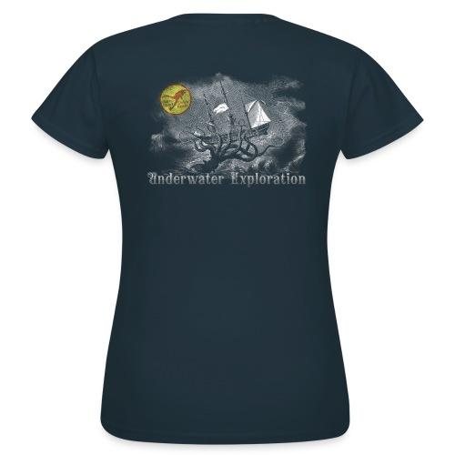 MSDK Kraken - T-shirt dam