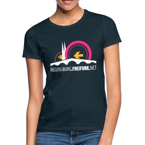 Freifunk Regensburg e V - Frauen T-Shirt