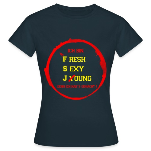 entwurf3 kopie - Frauen T-Shirt