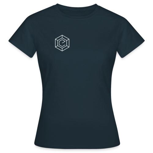 Electro Dance Mixes Logo - Frauen T-Shirt