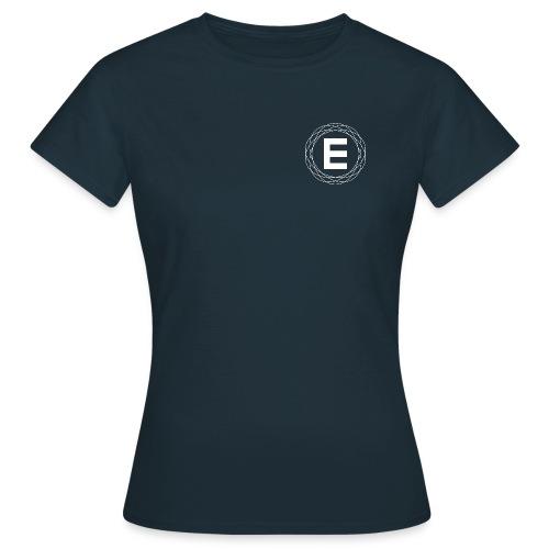 logo weiss png - Frauen T-Shirt