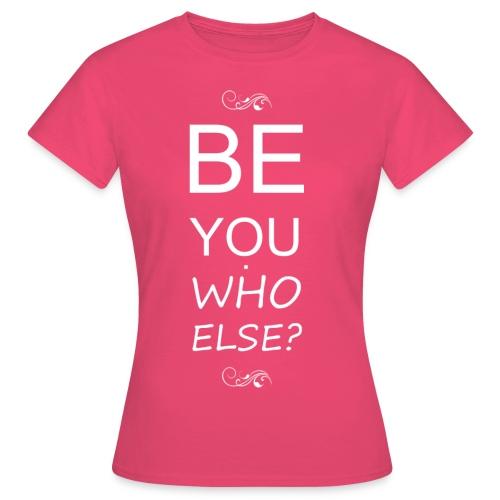 Sada Vidoo Fanklub for til lyserød t shirt - Dame-T-shirt