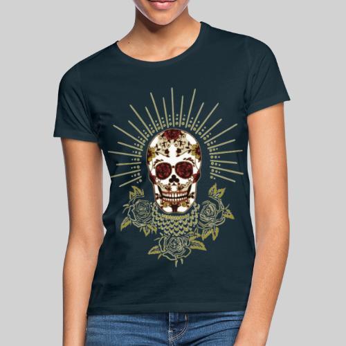 King sugar skull png - T-shirt Femme