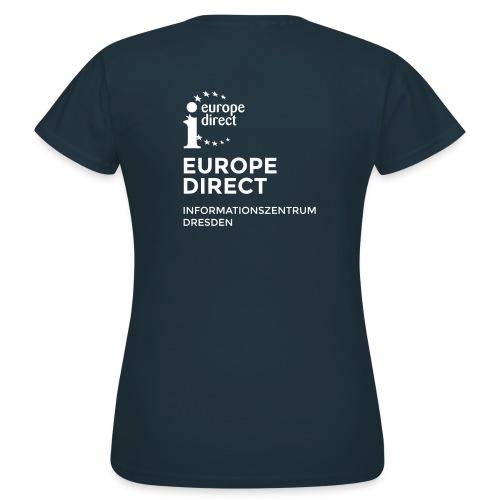 Logo-EDIZ-DD - Frauen T-Shirt