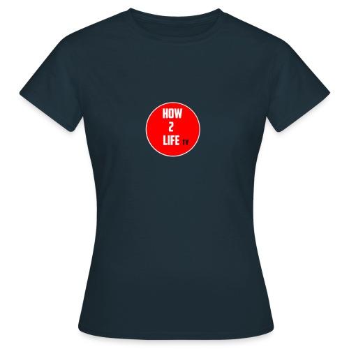 HOW TT LIFE TV - T-skjorte for kvinner