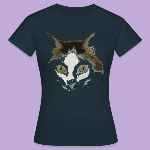 Fine Art Main Coon - Women's T-Shirt